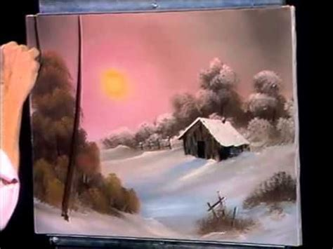 bob ross painting tutorials warm bobs and watches on
