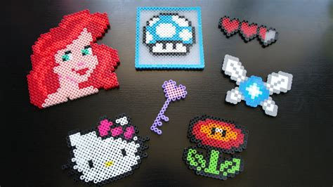 perler bead projects perler bead crafts 1 by melancholyskies on deviantart