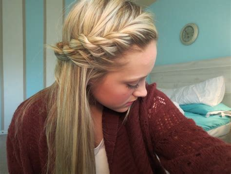 how to put on braided hair 5 glowing rope braid hairstyles pretty designs