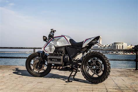 1985 Bmw K100 by Reconstructed 1985 Bmw K100 By Shaka Garage