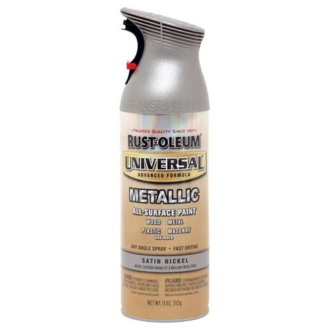 home depot paint rust rust oleum automotive 11 oz clear paint for plastic spray