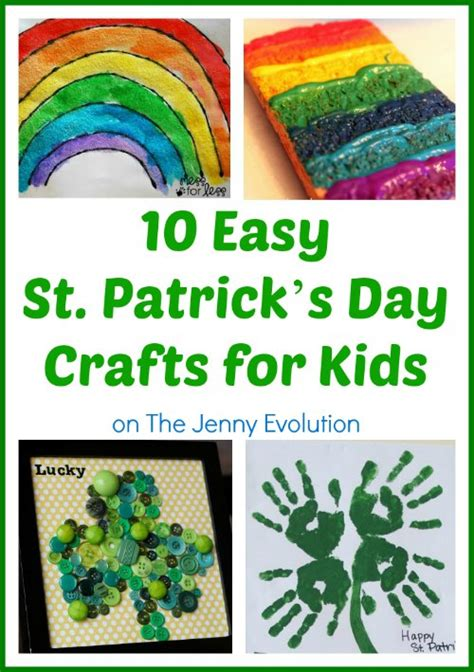 st day crafts for 10 easy st s day crafts for boardwalk