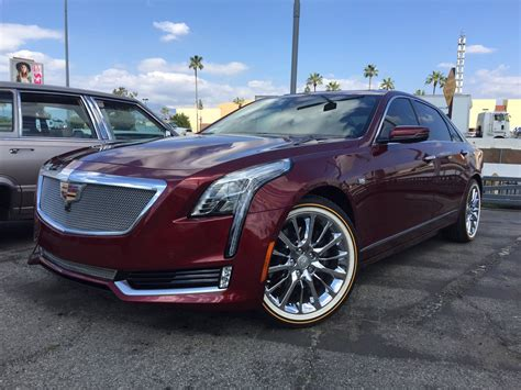 Cadillac On Rims by Cadillac Ats Black Rims Cadillac Ats V Velgen Wheels Vmb5