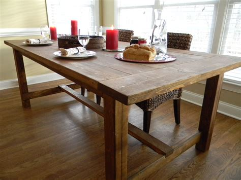 wooden kitchen tables farmhouse wooden kitchen tables as ageless rustic interior