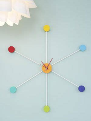small clocks for craft projects craft project simple diy wall clocks diy wall colors