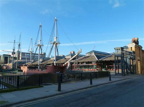 tobacco dock 301 moved permanently