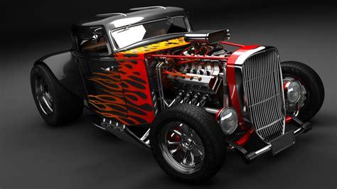 Classic Car Wallpaper Setting Es by Rod Rods Custom Streetrod Hotrod