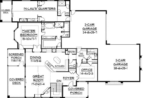 in quarters a plus 9517rw 1st floor master suite butler walk in pantry cad available