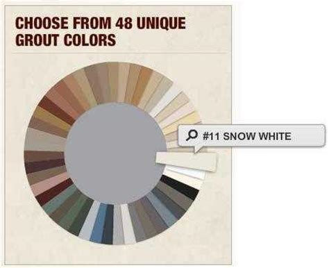 home depot grout paint colors what color grout should i choose for my tile the home