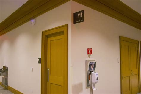 Gender Neutral Bathrooms by Hls Makes Gender Neutral Bathroom More Accessible After