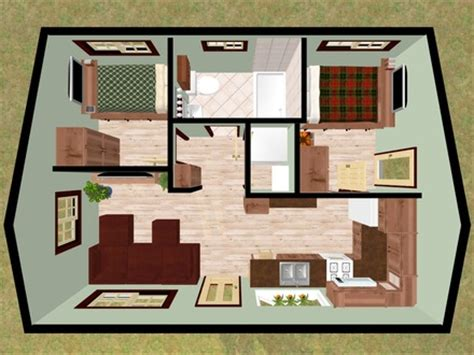 tiny house 2 bedroom house plans 2 bedroom flat two bedrooms house plan two