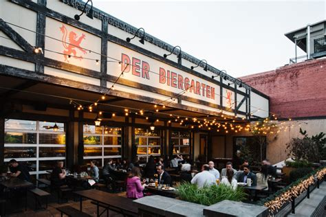 Der Biergarten der biergarten legacy ventures
