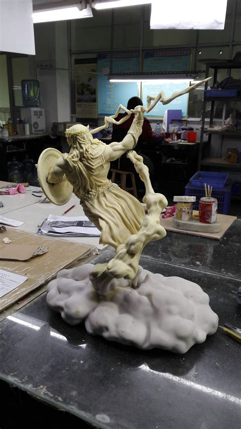zeus prototype done statue forum
