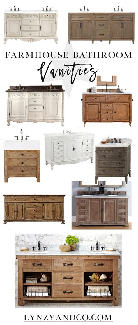 farmhouse bathroom vanities best farmhouse bathroom vanities lynzy co