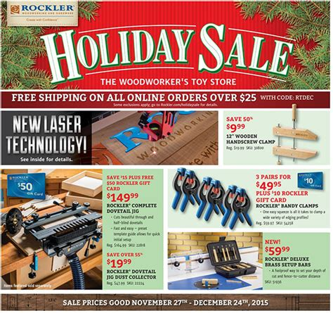 woodworking deals rockler black friday 2015 woodworking tool deals
