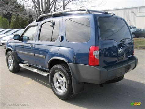 xterra paint colors 2011 indigo blue nissan xterra s 4x4 46870220 photo 12