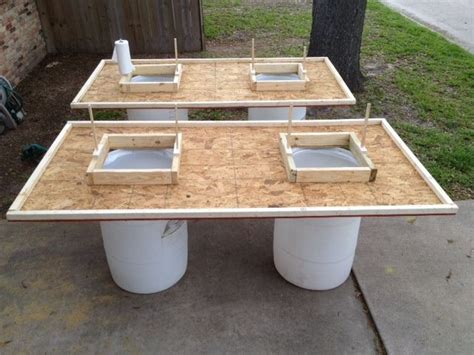 crawfish table plans 337 best images about diy outdoor furniture on