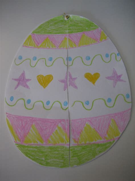 easter paper crafts for 2 easy easter paper crafts happy home