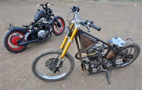 Jenis Motor Modifikasi by 20 Macam Jenis Modifikasi Pada Sepeda Motor Modifikasi