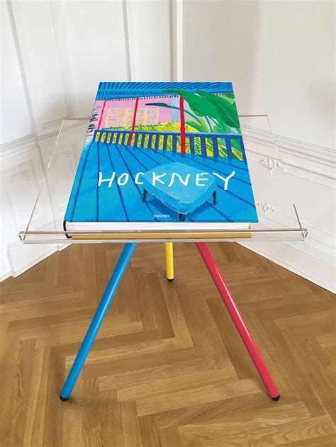 david hockney a bigger picture book it s that david hockney publishes his sumo sized