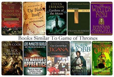 series similar to of thrones 10 books similar to of thrones a song of and
