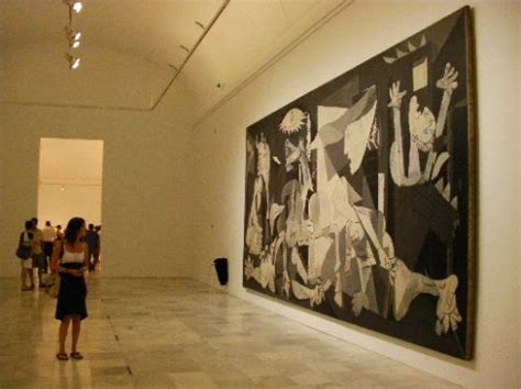 picasso paintings in madrid guernica picasso s most painting madrid spain