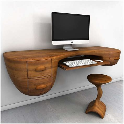 cool desks for home office 5 cool and innovative computer desk designs for your home