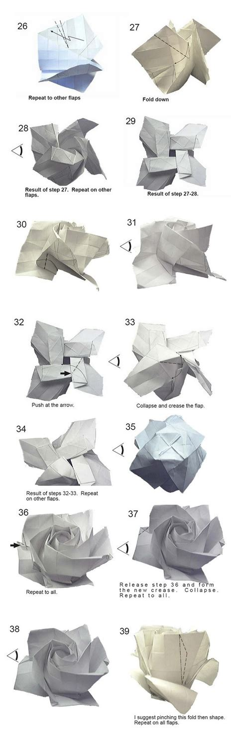 kawasaki origami pdf origami origami kawasaki 195 194 183 how to make an origami