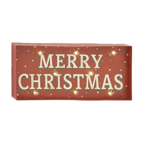 merry sign lighted lighted merry signs 28 images shop woodland imports