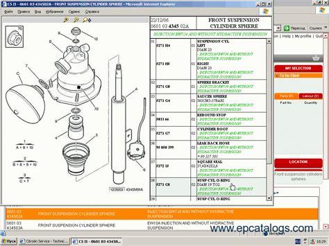 Citroen Parts by Citroen Service Box 2014 Parts And Service Manual
