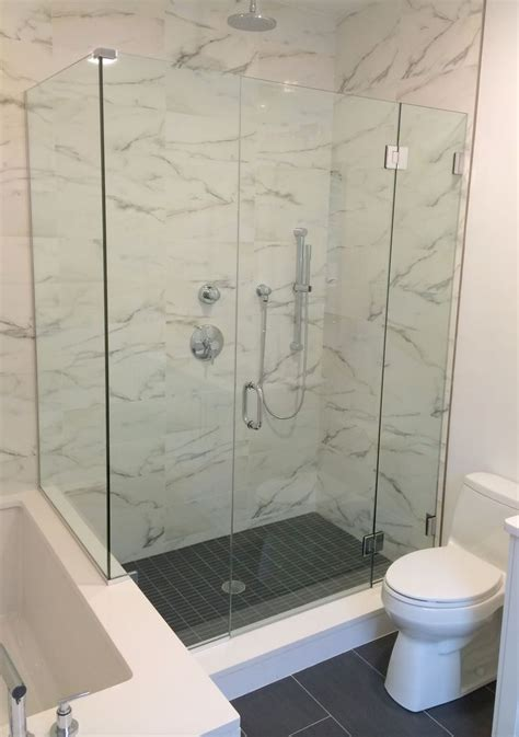 shower door u channel 31 best frameless shower doors images on
