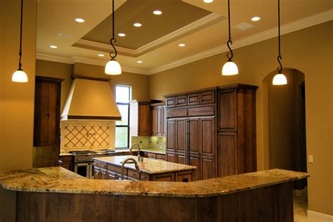 can lighting in kitchen replaced kitchen fluorescent light with can lights and s