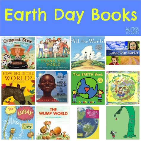earth day picture books earth day stories books