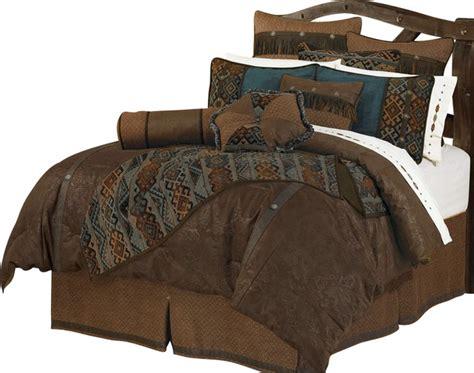 rustic comforter sets faux leather luxury comforter set rustic