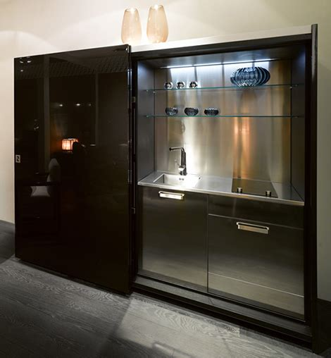 small studio kitchen ideas studio kitchen ideas for small spaces stylish storage space with sliding doors by fendi casa