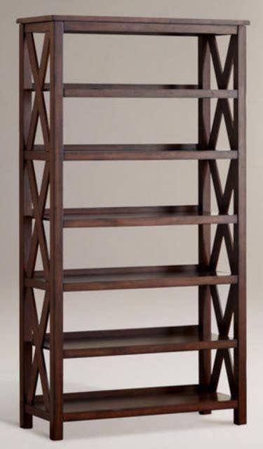 ballard designs bookcase ballard designs bourdonnais bookcase copy cat chic