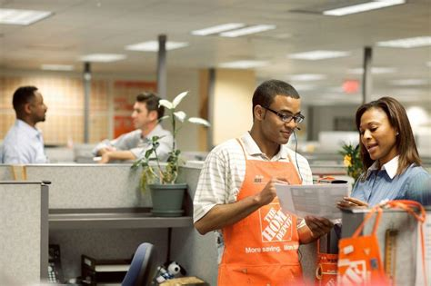 home depot paint associate pay corporate the home depot office photo glassdoor co uk