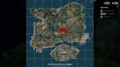 pubg zone understanding playerunknown s battlegrounds polygon