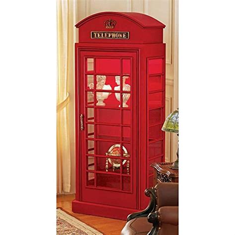 phone booth cabinet phone booth storage cabinet funky home decor