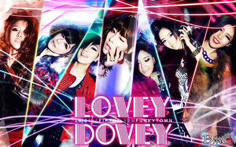lovey dovey space of my magical world t ara lovely dovey