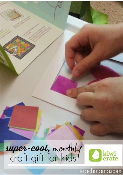 monthly crafts for monthly craft gift for kiwi crate teach