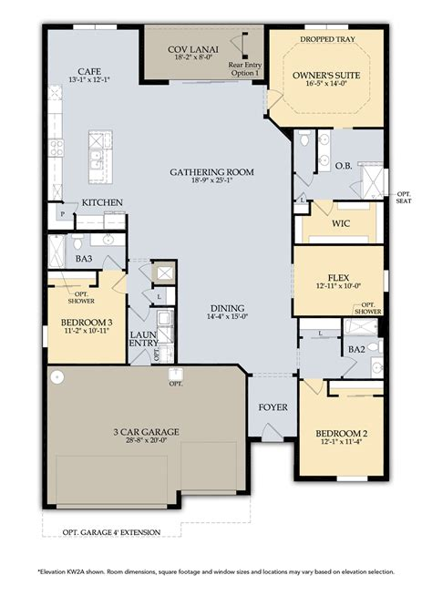 pulte homes floor plans single family homes at greyhawk at golf club of the