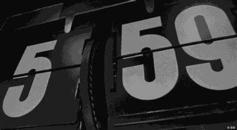 groundhog day alarm clock flip clock gif images