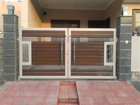 designs for homes awesome front gate designs for homes home gate design