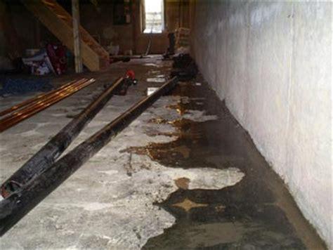 sealing cracks in basement walls negative side basement waterproofing sealing water out