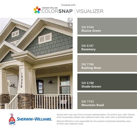 paint colors exterior house simulator i found these colors with colorsnap 174 visualizer for iphone