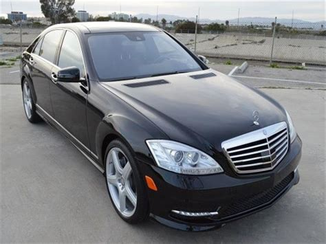 Mercedes For Sale By Owner by 2013 Mercedes S Class For Sale By Owner In Tujunga
