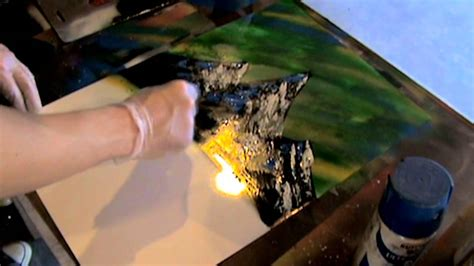 bob ross painting tutorial spray paint tutorial bob ross style mountains