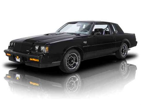 Grand National Motor For Sale by 1987 Buick Grand National For Sale On Classiccars