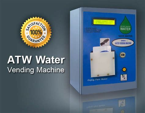 smart card machine water vending machine coin water vending machine manufacturers